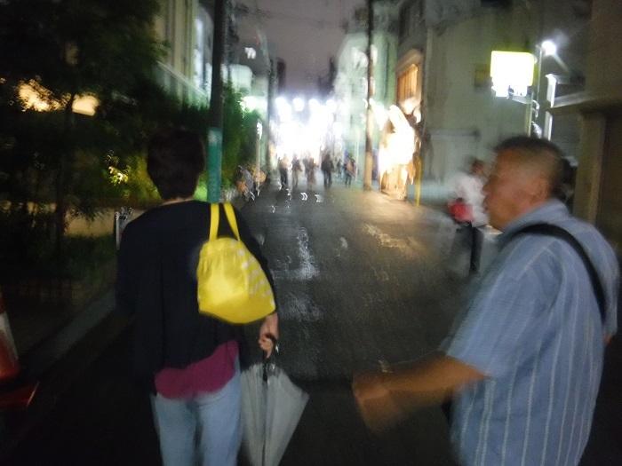 ◆送別はしご酒 ~宮古へ行く人を天神橋で見送る♪~_f0238779_13035037.jpg
