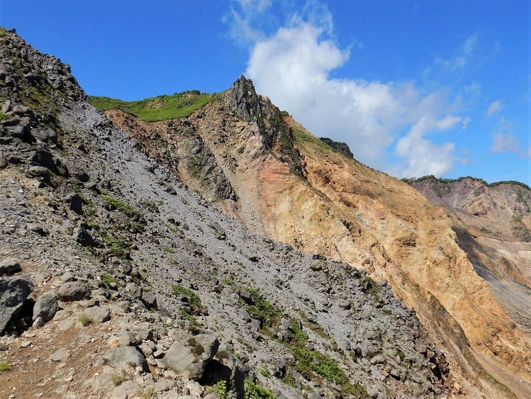 バンダイクワガタ咲く磐梯山へ ~ 2019年6月26日_f0170180_16353984.jpg