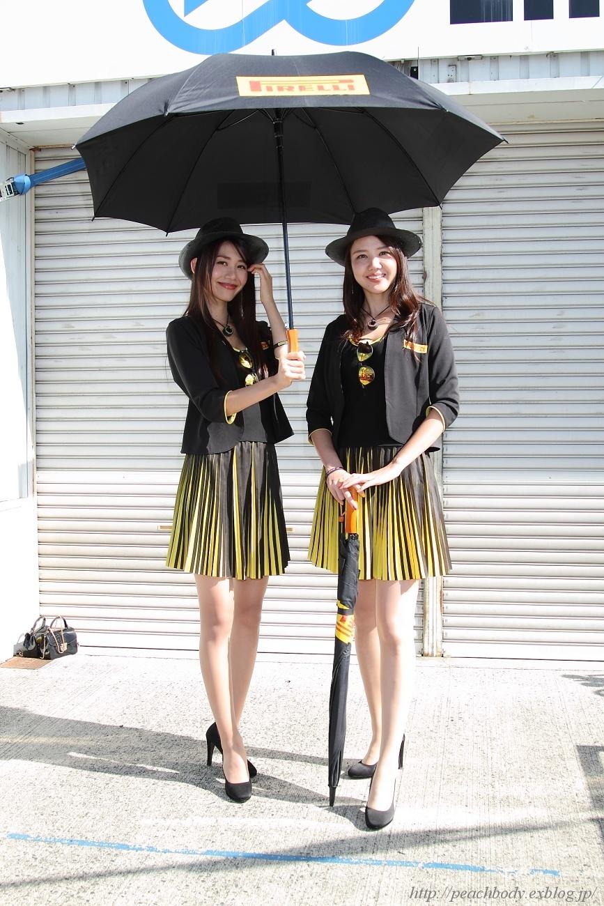 枇杷田えみ さん & 南武果歩 さん(PIRELLI GIRL)_c0215885_23143481.jpg