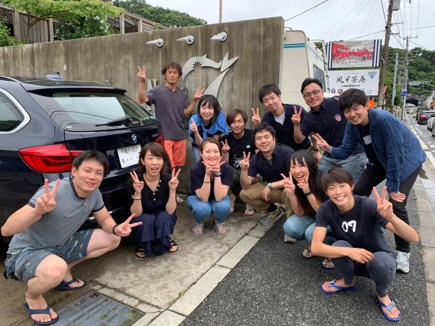 6月29日 葉山で大賑わい!_f0151886_15363457.jpg