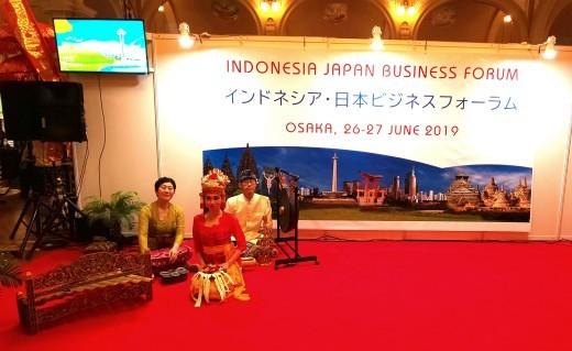 日本・インドネシアビジネスフォーラムで演奏しました_e0017689_23161685.jpg
