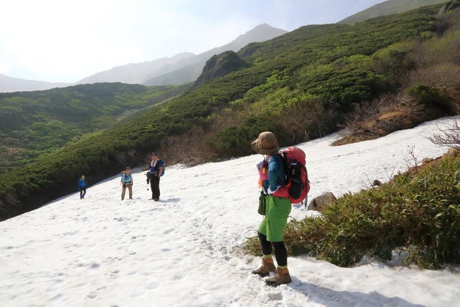 富良野岳、三峰山と上富良野岳、2019.6.24ー同行者からの写真ー_f0138096_23432476.jpg