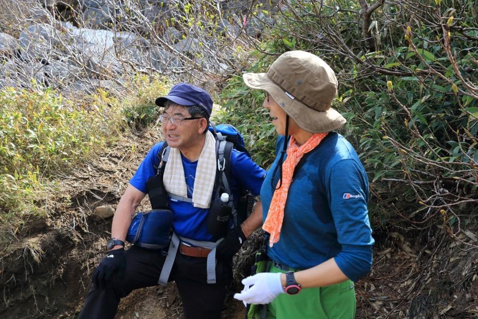富良野岳、三峰山と上富良野岳、2019.6.24ー同行者からの写真ー_f0138096_23435395.jpg