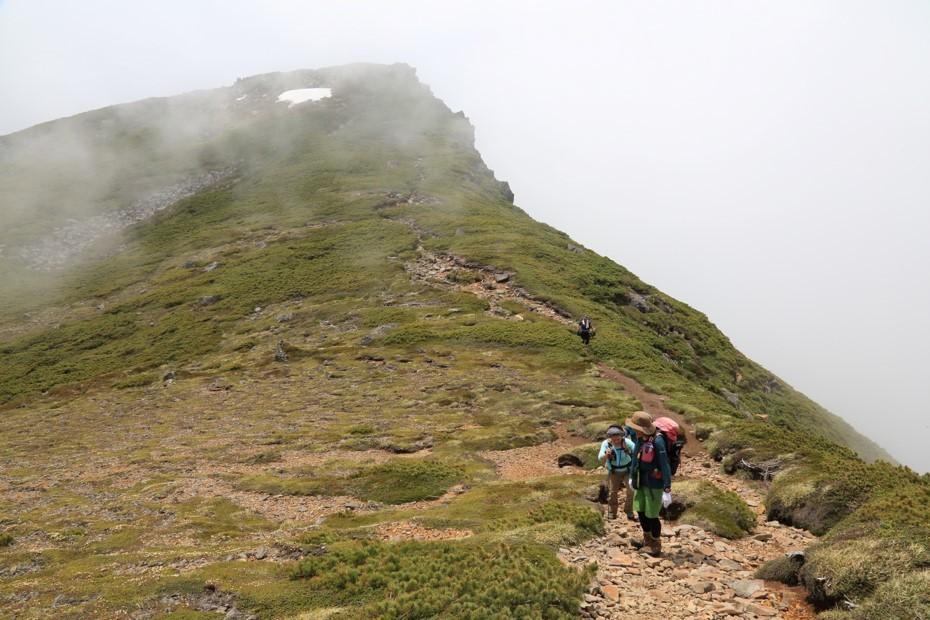 富良野岳、三峰山と上富良野岳、2019.6.24ー同行者からの写真ー_f0138096_23435847.jpg
