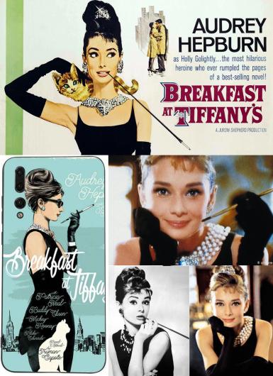 ティファニーで朝食をのオードリー・ヘプバーンさん_b0007805_21462060.jpg