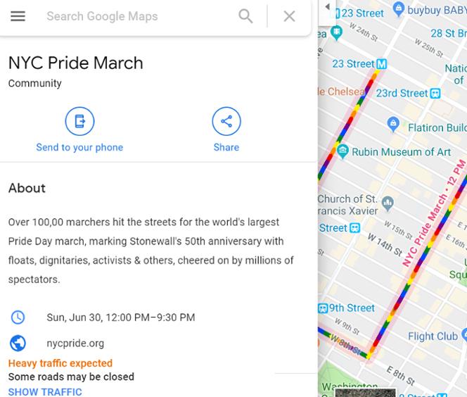 Google Mapで、NYのパレードのコース、確認できます_b0007805_23162363.jpg