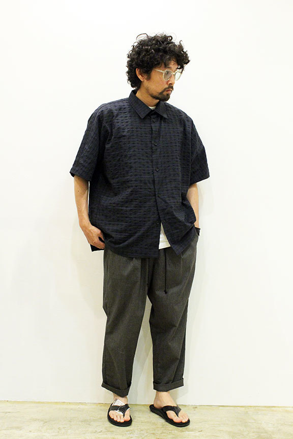 "HEALTH (ヘルス) \"" Dolman sleeve shirts #1 \""_b0122806_12321655.jpg"