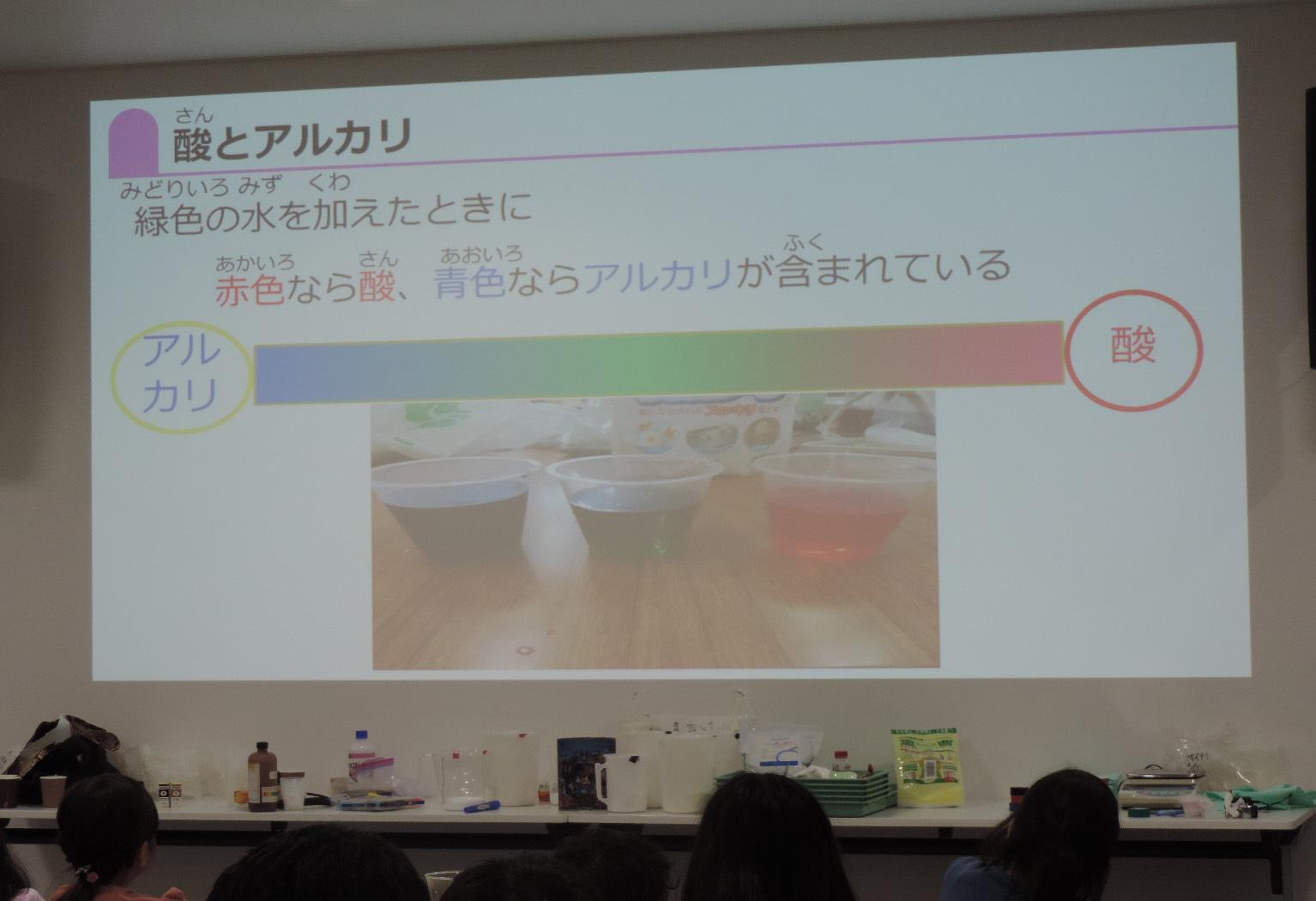 2019/06/15 入浴剤工作教室@東芝未来科学館_f0240709_18385623.jpg