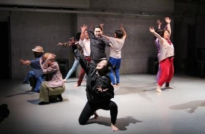 Dancesemble 第1回公演、賑やかに終わる_d0178431_12321567.jpg