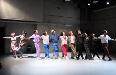 Dancesemble 第1回公演、賑やかに終わる_d0178431_12330603.jpg