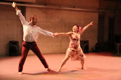 Dancesemble 第1回公演、賑やかに終わる_d0178431_12344986.jpg