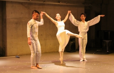 Dancesemble 第1回公演、賑やかに終わる_d0178431_12365054.jpg