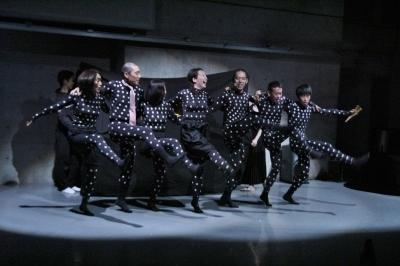 Dancesemble 第1回公演、賑やかに終わる_d0178431_12380095.jpg
