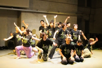 Dancesemble 第1回公演、賑やかに終わる_d0178431_12390986.jpg