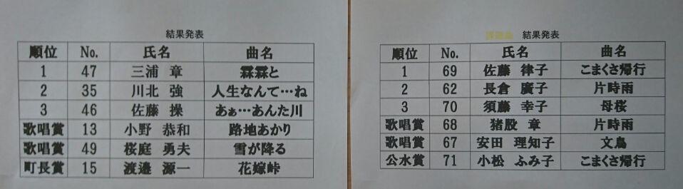 岩本公水杯歌謡コンクール_f0081443_20015597.jpg