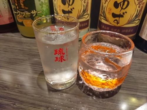 渋谷で沖縄料理58(ゴッパチ)_c0100865_11535606.jpg
