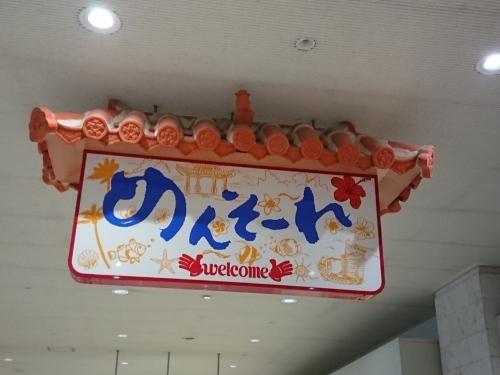 沖縄ひとりっぷ 旅の始まり_c0100865_12395804.jpg