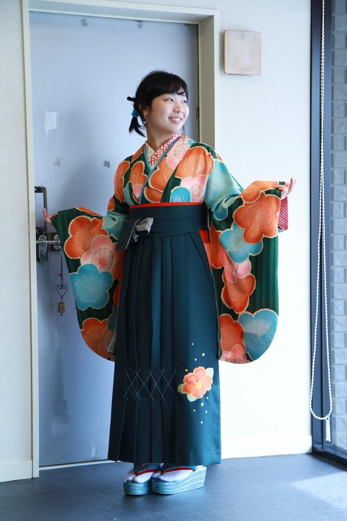 Marieちゃんの卒業袴_d0335577_18123154.jpg
