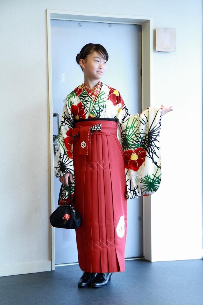Rieruちゃんの卒業袴_d0335577_18265656.jpg