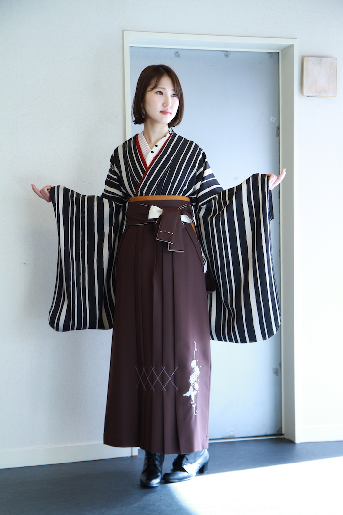 Misatoちゃんの卒業袴_d0335577_20383973.jpg