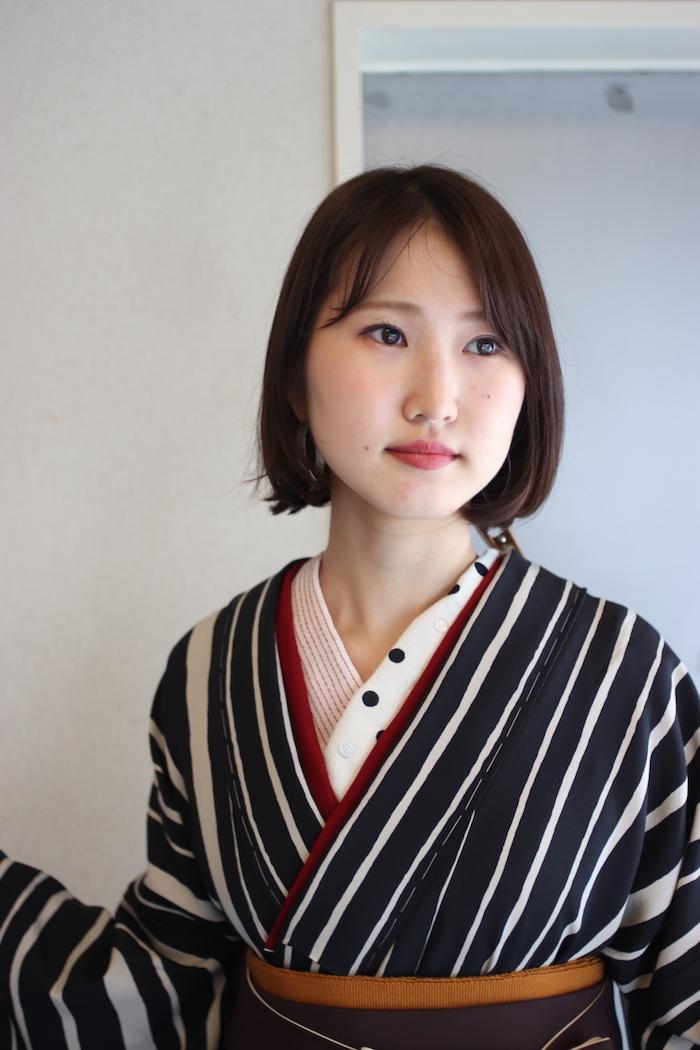 Misatoちゃんの卒業袴_d0335577_20421286.jpg