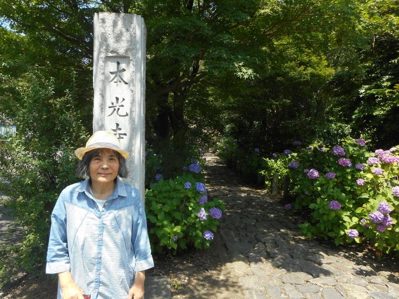 紫陽花見学 ~穂の香~_f0220087_14261553.jpg