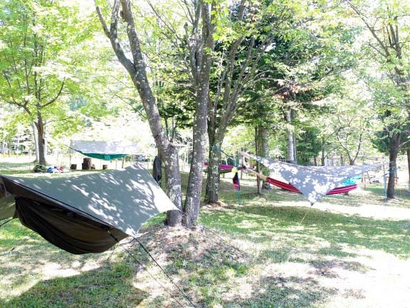 ハンモックでお泊り in 当麻キャンプ場 もうすぐですよ!_d0198793_17153660.jpg