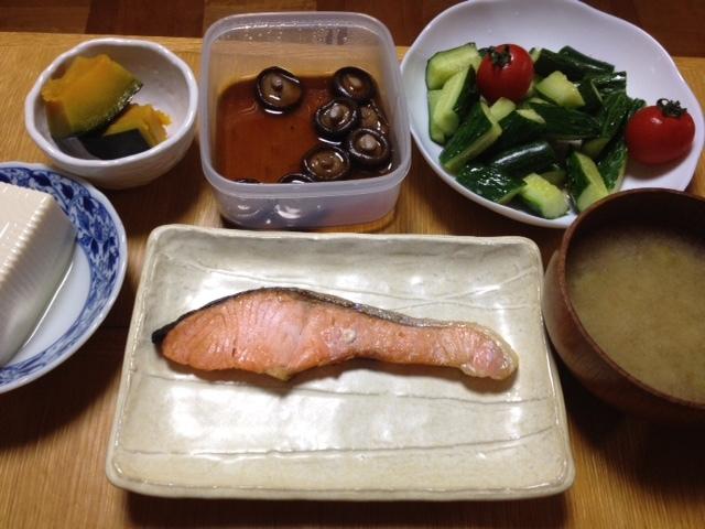鮭の切り身_e0097895_11232122.jpg