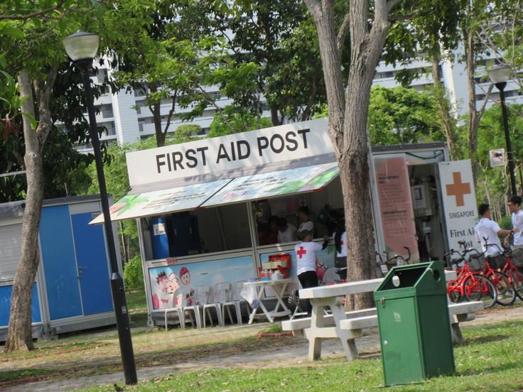 East Coast はシンガポール人の憩いの場です!_c0212604_20113811.jpg