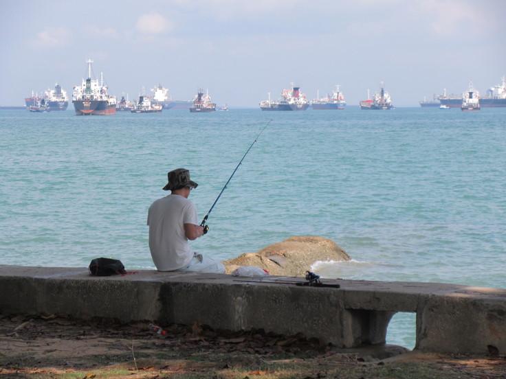 East Coast はシンガポール人の憩いの場です!_c0212604_201421100.jpg