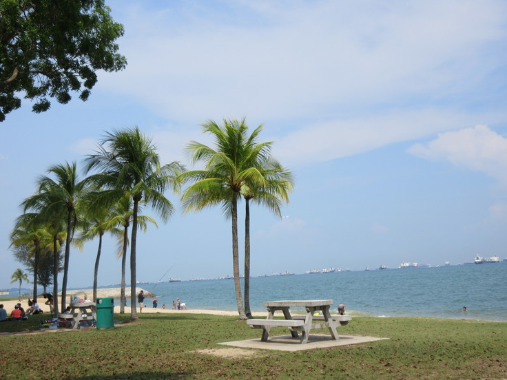 East Coast はシンガポール人の憩いの場です!_c0212604_2093785.jpg