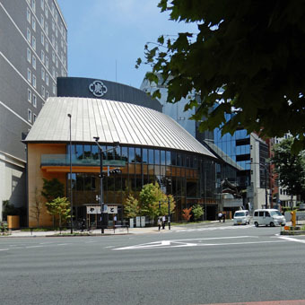 とらや赤坂店に行きました。_c0195909_12025405.jpg