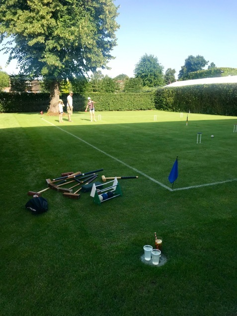 ウィンブルドンの前哨戦、ガント・チャンピオンシップでのどかにテニス観戦_e0114020_05153488.jpg