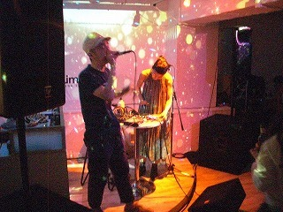 After ​Small Circle of Friends 『西通りプリンの歌』7inch Record & CD Release bash at adore_b0021026_20415708.jpg