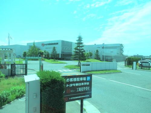 社会見学 ~トヨタ自動車東日本株式会社~_c0350752_00163376.jpg