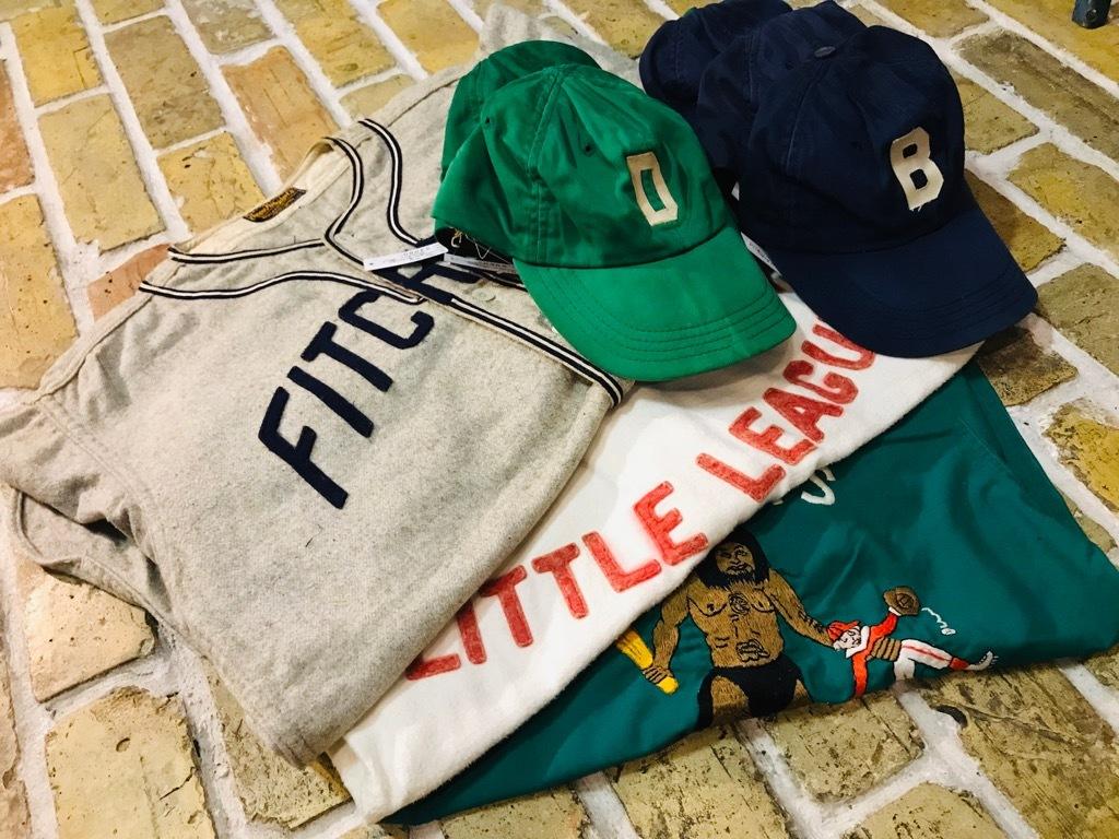 マグネッツ神戸店7/3(水)Vintage入荷! #7 Baseball Item! + Vintage Shirt!!!_c0078587_15523014.jpg