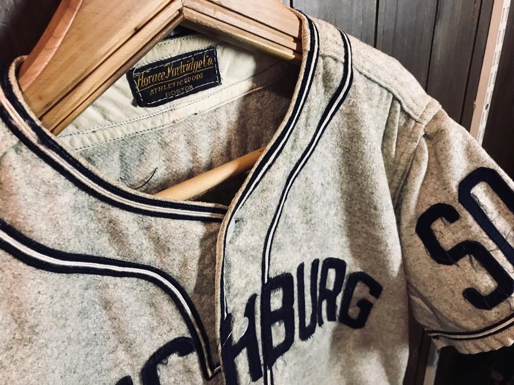 マグネッツ神戸店7/3(水)Vintage入荷! #7 Baseball Item! + Vintage Shirt!!!_c0078587_15530489.jpg