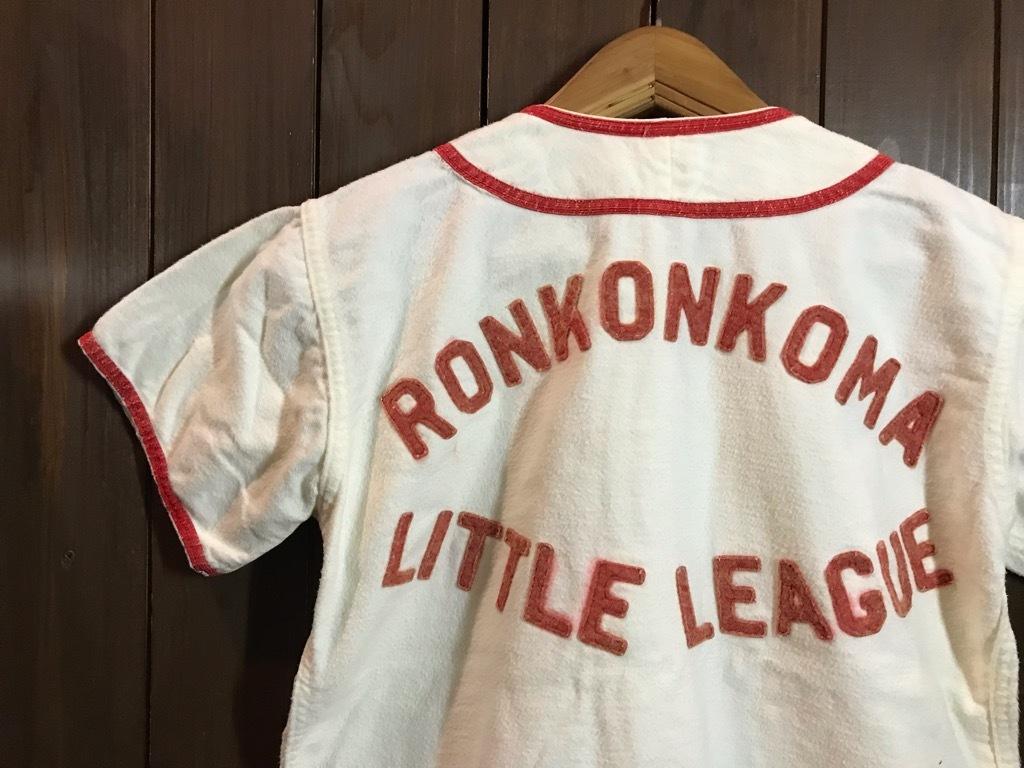 マグネッツ神戸店7/3(水)Vintage入荷! #7 Baseball Item! + Vintage Shirt!!!_c0078587_15555390.jpg