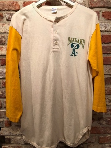 """1980s \"""" CHAMPION \"""" - trico tag - SET IN SLEEVE Vintage BASE BALL Tee SHIRTS ._d0172088_17444000.jpg"""
