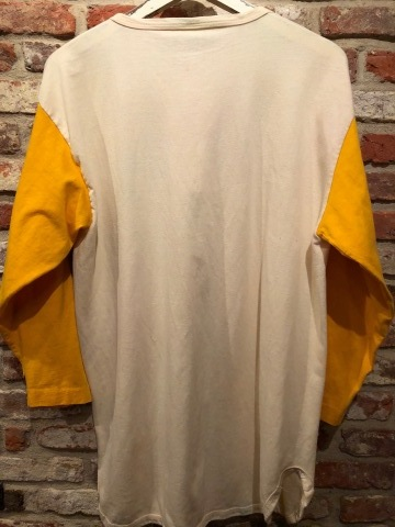 """1980s \"""" CHAMPION \"""" - trico tag - SET IN SLEEVE Vintage BASE BALL Tee SHIRTS ._d0172088_17510365.jpg"""