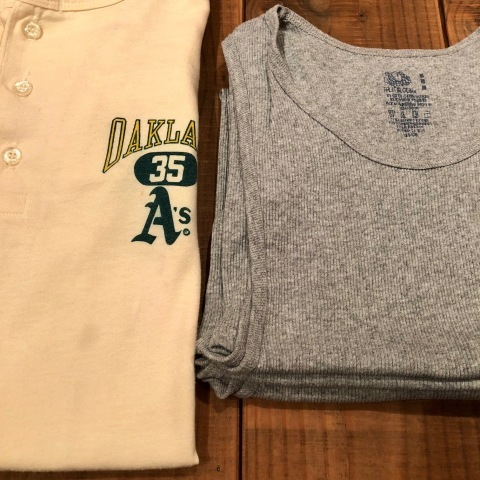 """1980s \"""" CHAMPION \"""" - trico tag - SET IN SLEEVE Vintage BASE BALL Tee SHIRTS ._d0172088_21391289.jpg"""