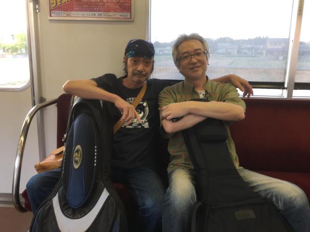 愛すべき歌うたい南野健司さんが逝去されました。とてもダメだったけど私にはとても良い兄貴でした。_a0334793_19251866.jpg