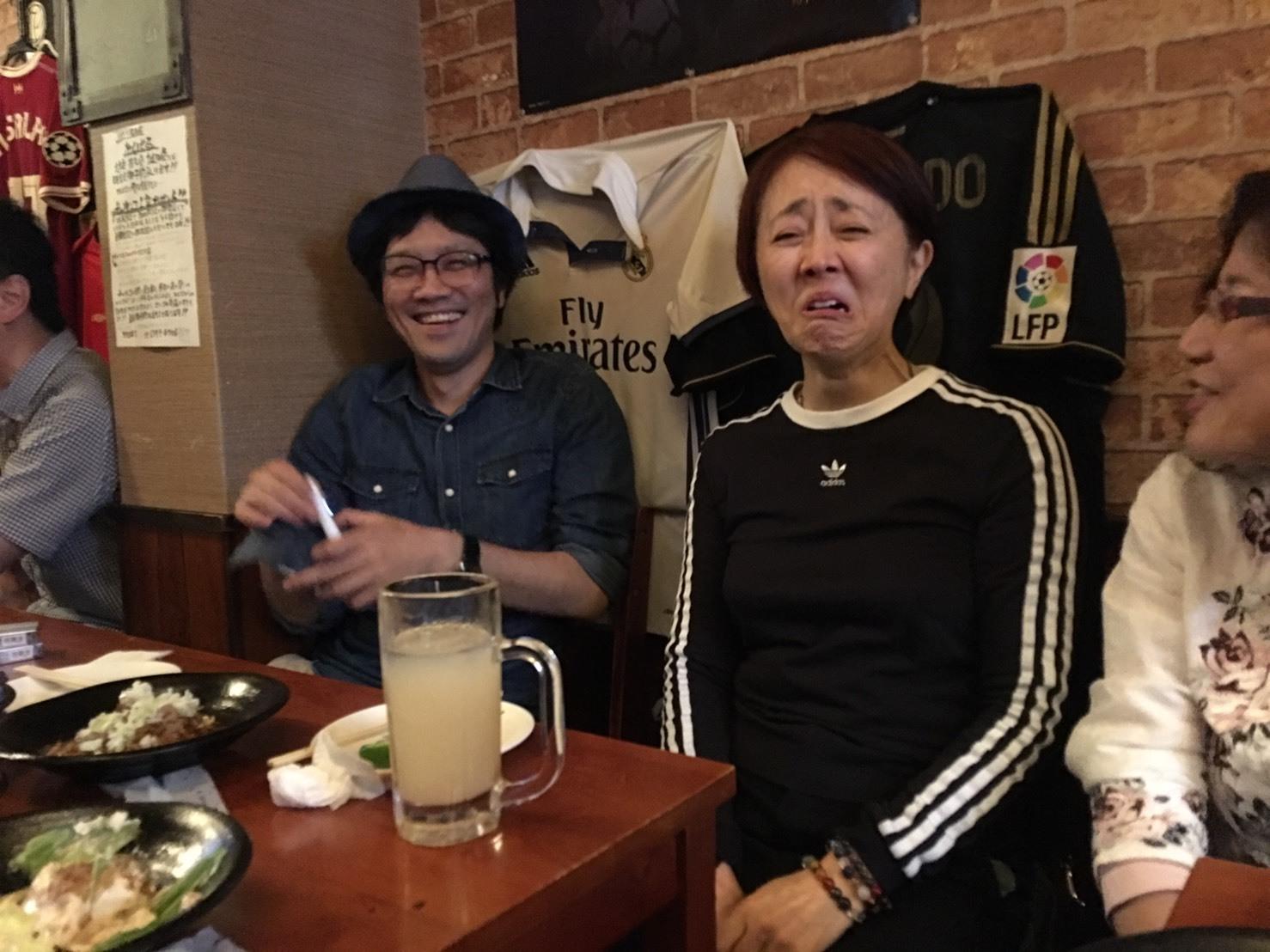 「カゾクマン3」いよいよ劇場入り_a0163623_00372998.jpg