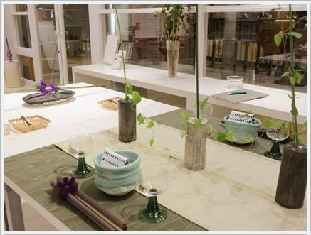 宮部友宏さんの陶器でテーブル遊び ~ブラッシュアップクラス_d0217944_23294966.jpg
