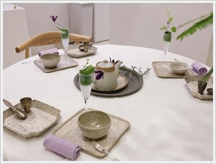 宮部友宏さんの陶器でテーブル遊び ~ブラッシュアップクラス_d0217944_23451126.jpg