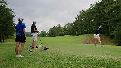 第31回 梶岡建設ジュニアゴルフ月例競技会_f0151251_08323322.jpg