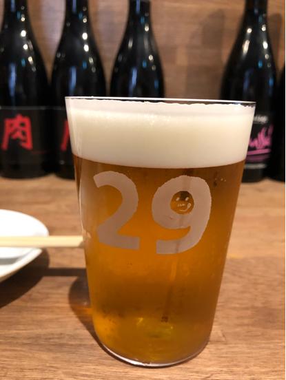 「肉山 横浜」美味い肉まみれで、お酒もススムわ。_f0054556_18191956.jpg