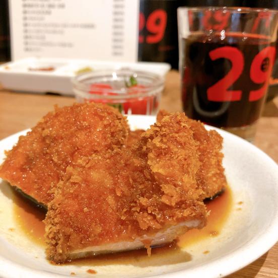 「肉山 横浜」美味い肉まみれで、お酒もススムわ。_f0054556_22454999.jpg