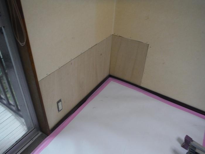 耐震工事 ~ 2階の金物補強_d0165368_05070168.jpg