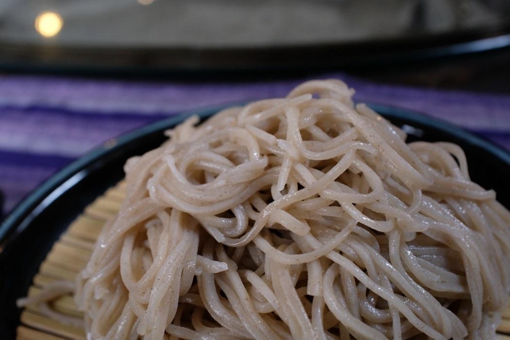 会津酒楽館にて本格的お蕎麦!! 2019・06・29_e0143883_20370307.jpg